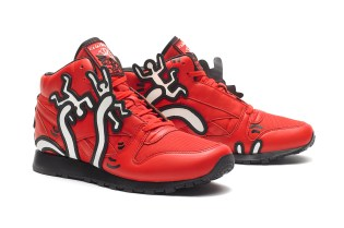 Keith Haring x Reebok 2013 Fall/Winter Collection