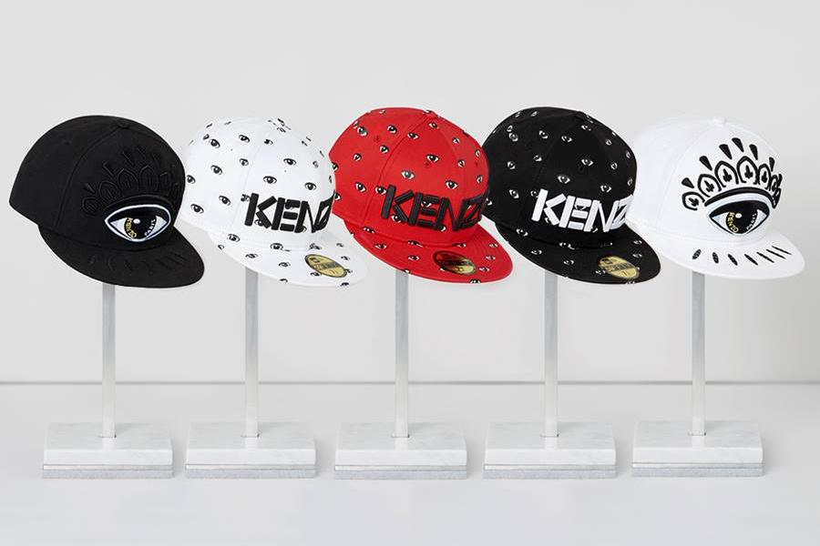KENZO x New Era 2013 Holiday Collection