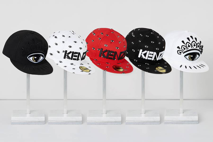 KENZO x New Era 2013 Holiday Collection