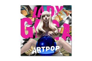 Lady Gaga Reveals Jeff Koons-Designed 'ARTPOP' Album Cover