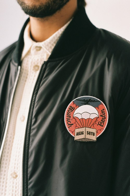 Le Berlinois x A Kind of Guise Reversible Jacket
