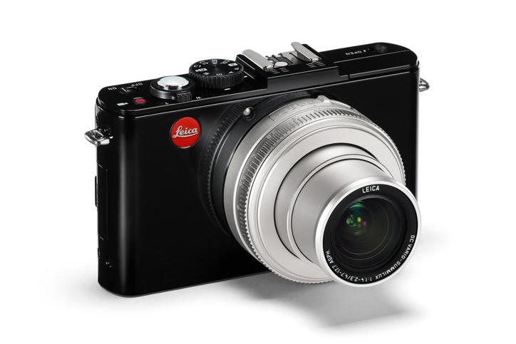 leica d lux 6 in high gloss finish