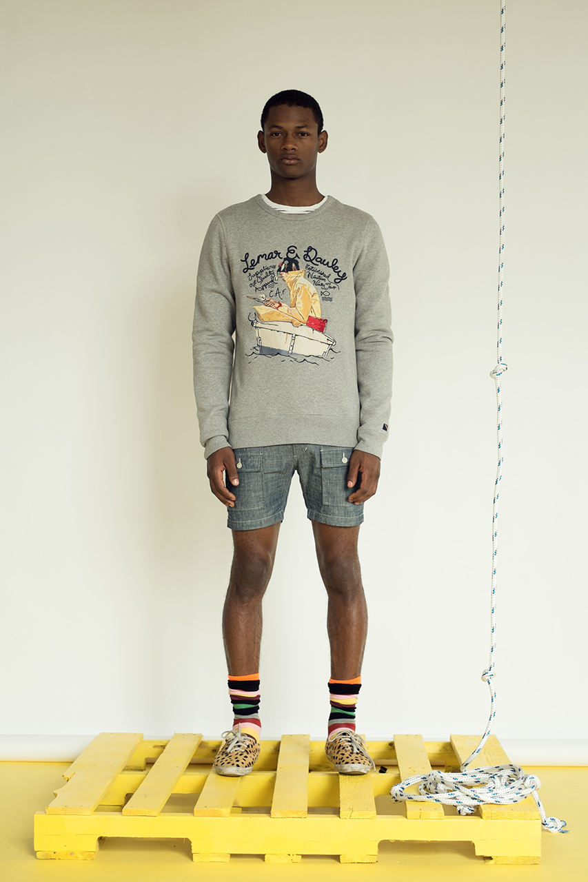 lemar dauley 2013 fall lookbook