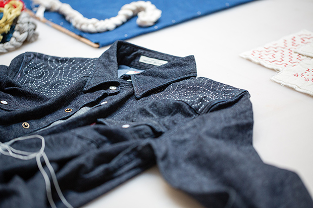 Levi's® x HYPEBEAST Denim Canvas: Aaron De La Cruz & Folk Fibers