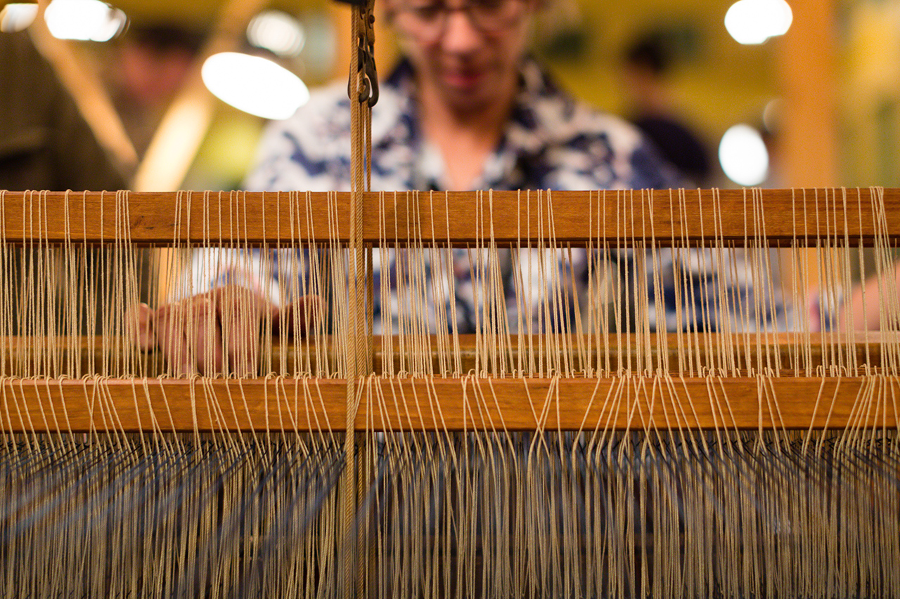 Levi's® Station to Station: PROCESS with Leslie Terzian Markoff of Tangleblue