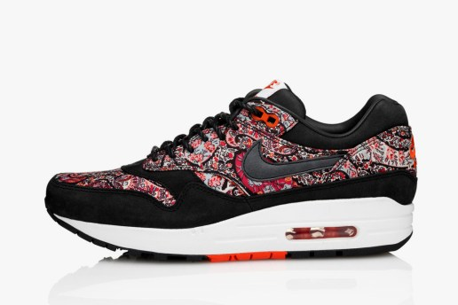 "Liberty x Nike 2013 Fall/Winter Air Max 1 ""Bourton"""