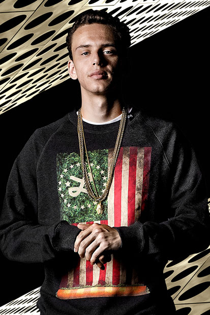 LRG 2013 Holiday Lookbook featuring Migos and Logic