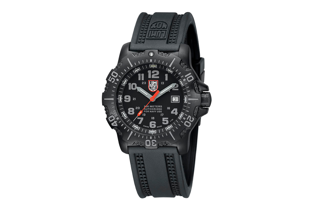 Luminox Authorized Essential Gear for Maritime Commandos Watch Collection