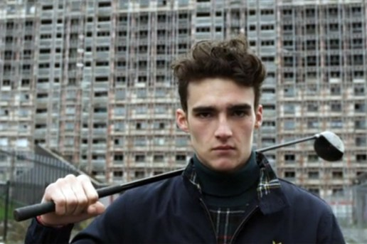 "Lyle & Scott ""An Ode to Tartan"" Fall/Winter 2013 Collection"