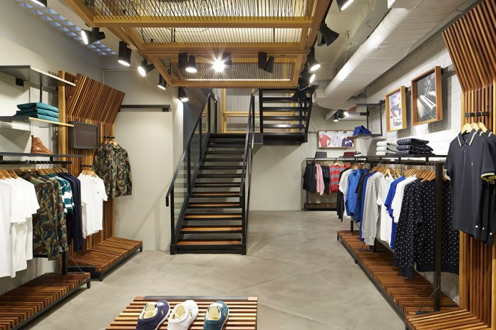 Lyle & Scott Opens New Carnaby Street Flagship Store
