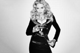 Madonna Visits Terry Richardson's Studio