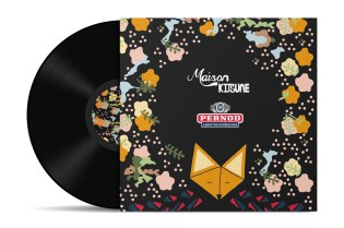 Maison Kitsuné x Pernod Absinthe Announce 2013 Collaboration
