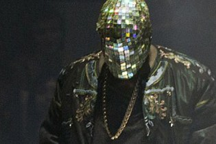 Maison Martin Margiela Designs Custom Outfits for Kanye West's 'Yeezus' Tour