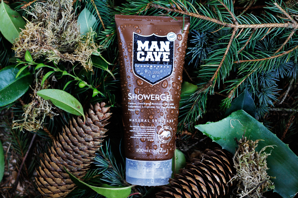 mancave natural grooming