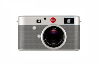 Marc Newson and Jony Ive Design Leica M for (RED)