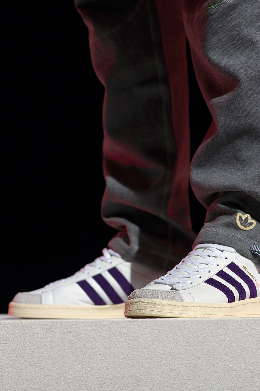"Mark McNairy x adidas Originals by 84-Lab 2013 ""McNasty"" Capsule Collection"