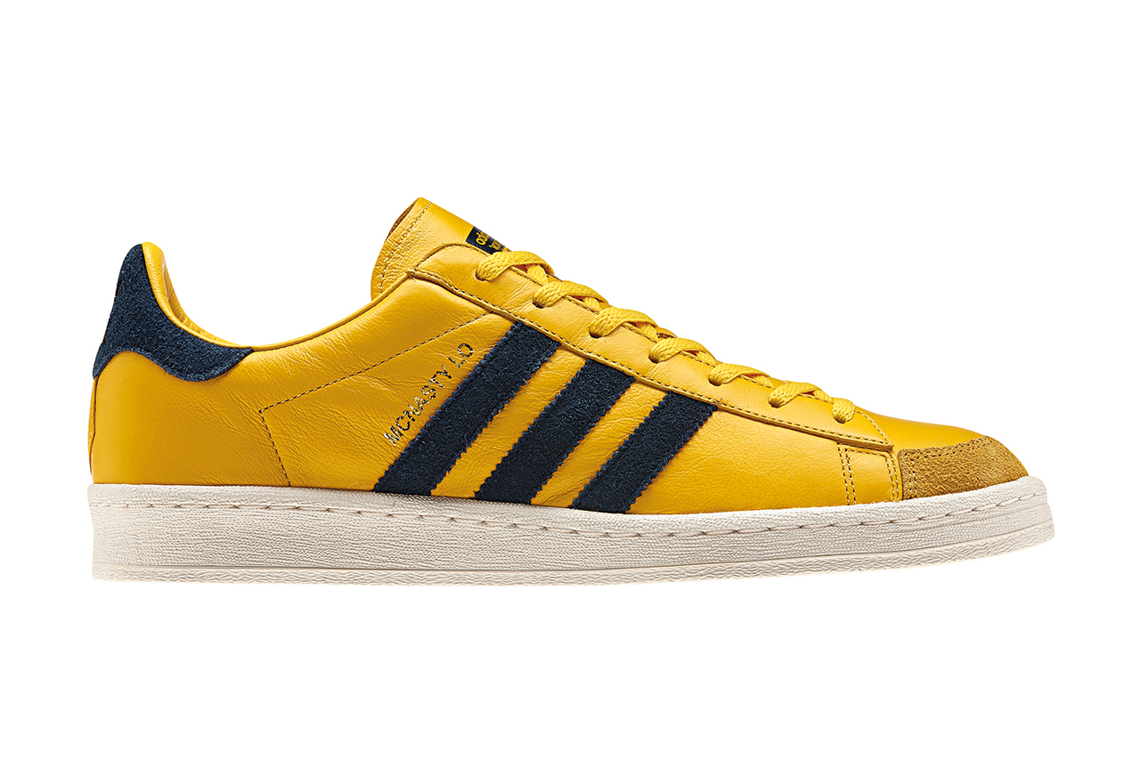 "Mark McNairy x adidas Originals by 84-Lab 2013 ""McNasty"" Footwear Collection"