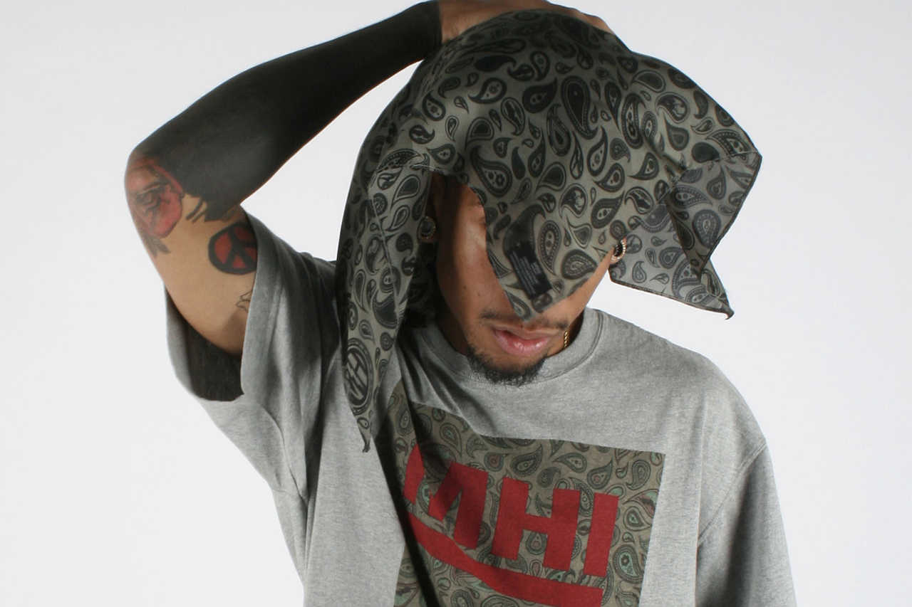 "MellowHype x MHI by maharishi 2013 ""DPM:MH Paisley"" Capsule Collection"