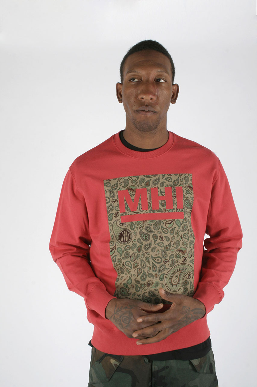 mellowhype x mhi by maharishi 2013 dpmmh paisley capsule collection