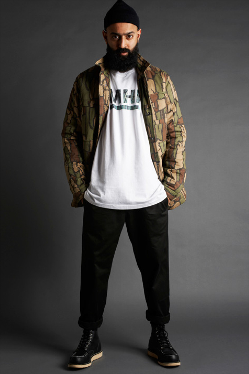 MHI by maharishi 2013 Fall/Winter Lookbook