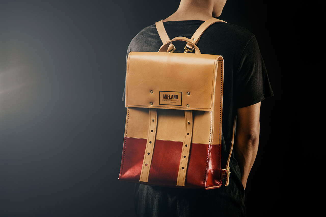 Mifland Leather Goods 2013 Fall/Winter Collection