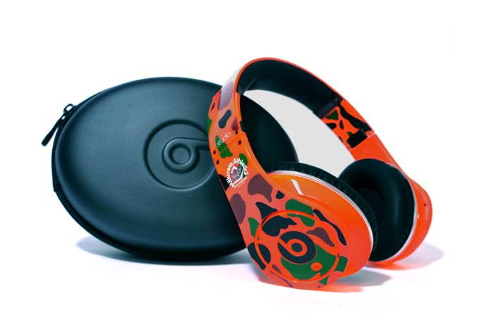 Milkcrate Athletics x Beats by Dre Studio Headphones