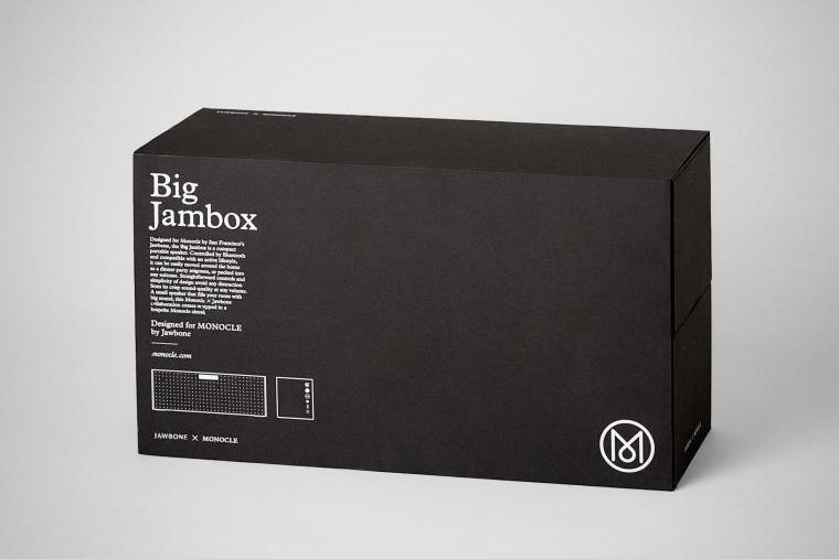 monocle x jawbone big jambox