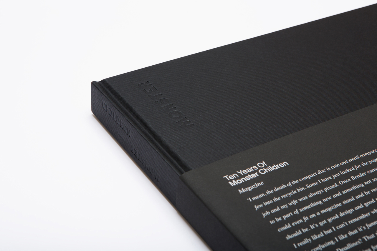 monster children 10th anniversary book