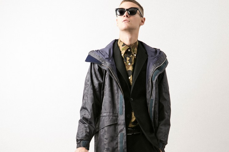 Mr.BATHING APE 2013 Fall/Winter Lookbook