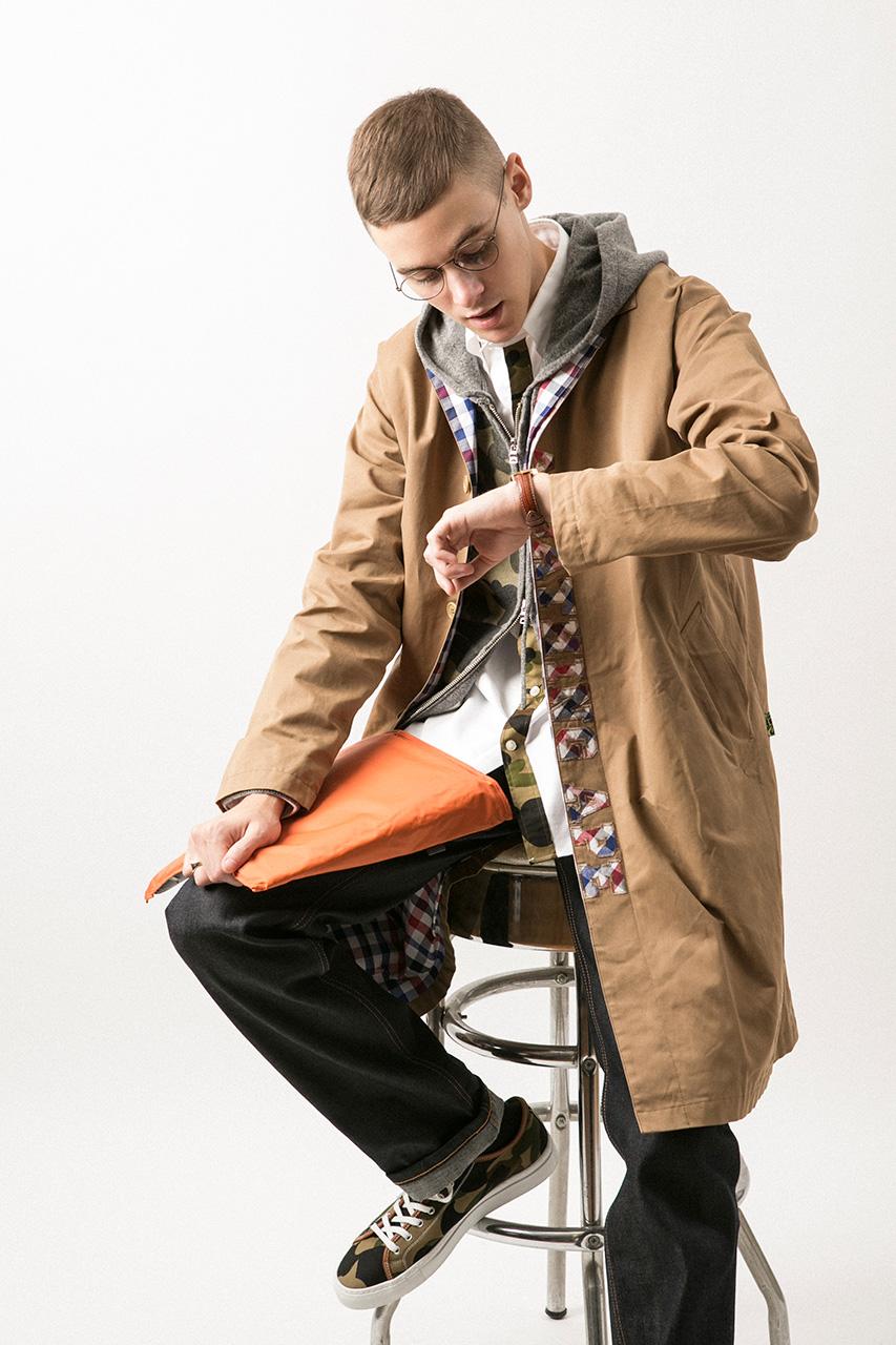 Mr.BATHING APE 2013 Fall/Winter Lookbook