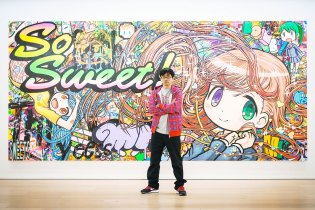 "MR. Talks ""Sweeet!"" Exhibition, Otaku Culture and Takashi Murakami"
