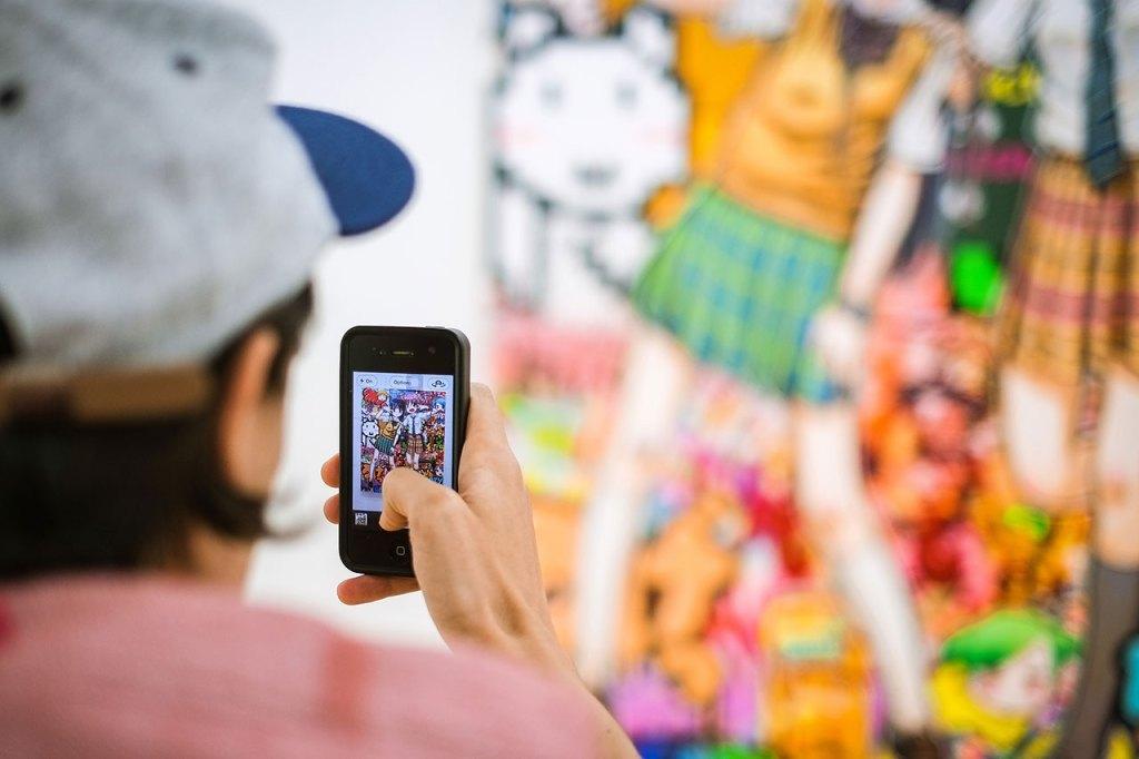 "MR. Talks ""Sweeet!"" Exhibition, Otaku Culture and Takashi Murakami"