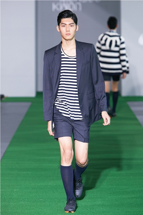 Munsoo Kwon 2014 Spring/Summer Collection