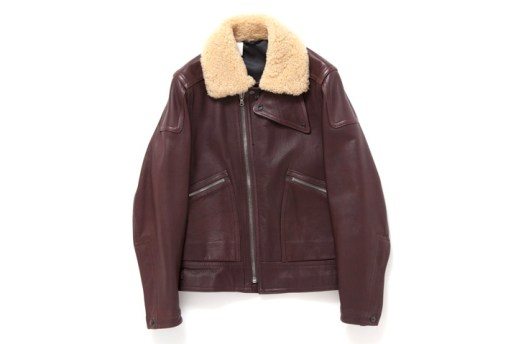 N.HOOLYWOOD 2013 Fall/Winter Flight Jacket