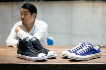 Shinsuke Takizawa Discusses NEIGHBORHOOD's Debut Collection with Converse First String