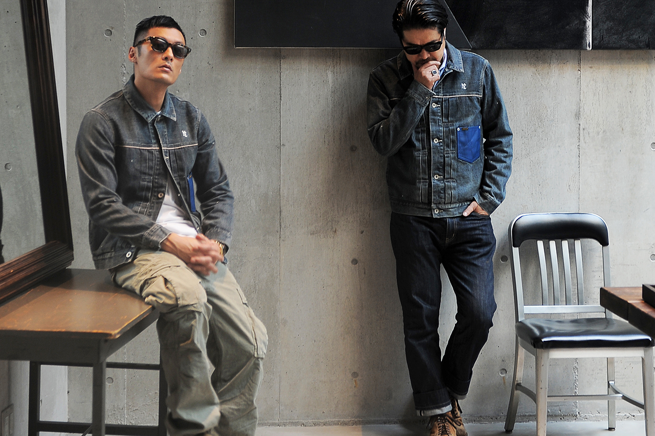 neighborhood x cmss 2013 fallwinter lookbook