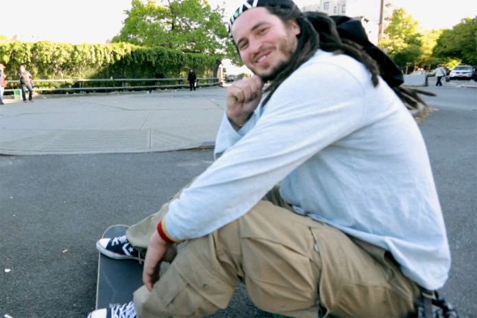 Network A's Asphalt Series Catches Up with Street Skater Quim Cardona