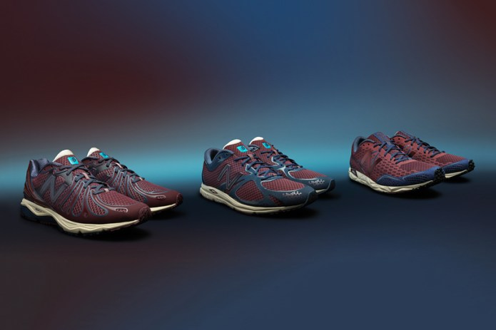 New Balance 2013 Fall/Winter Blue Tab Pack