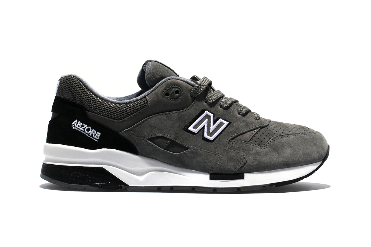 New Balance 2013 Holiday 1600 Suede GRY