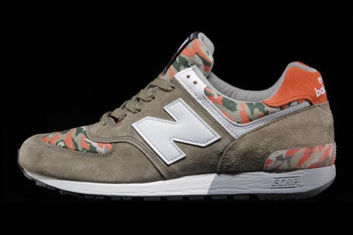 New Balance 2013 Fall/Winter 576 Camo Pack