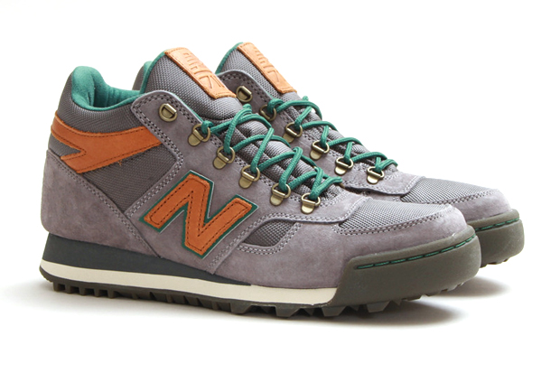 New Balance H710 Grey/Brown