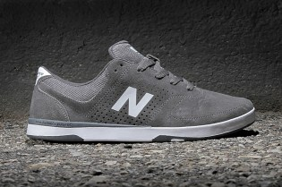 New Balance Numeric Stratford 479 Asphalt Grey/White
