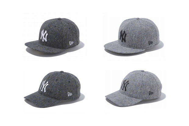 New Era Japan 2013 Fall/Winter Harris Tweed Pack