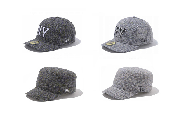 new era japan 2013 fallwinter harris tweed pack