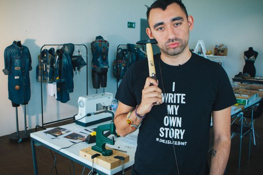 Nicola Formichetti Talks About Diesel and the #DIESELTRIBUTE Collection