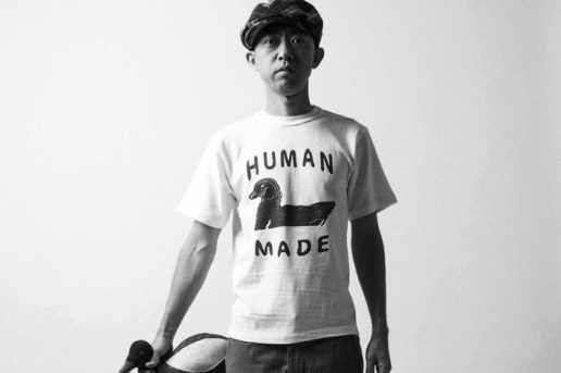 NIGO Named Creative Director of Uniqlo UT