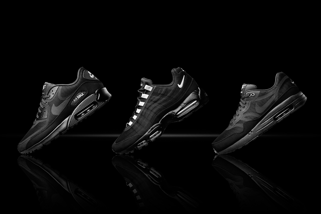 nike 2013 fallwinter air max reflect collection