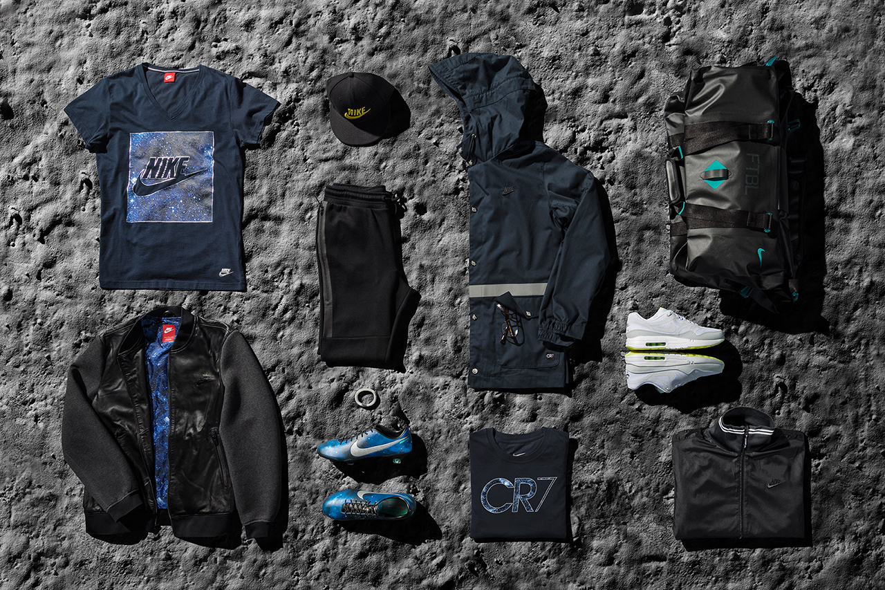 "Nike 2013 Fall/Winter ""CR7"" Collection"