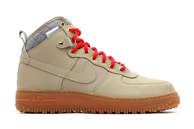 Nike Air Force 1 Duckboot Bamboo/Gum