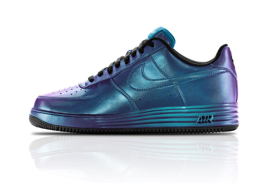 "Nike Air Force 1 Premium iD ""Chroma"""